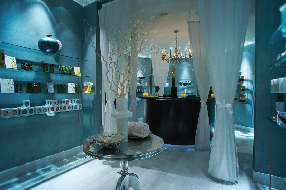 Mansion on Forsyth Park, Savannah, GA | Innovative Spa Management